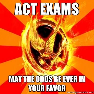 act exam pic