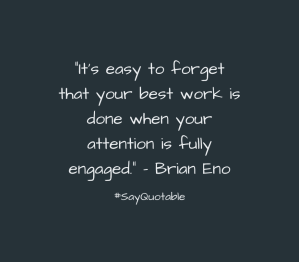 engaged quote