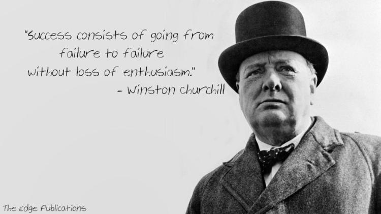 quote about happiness and success and enthusiasm